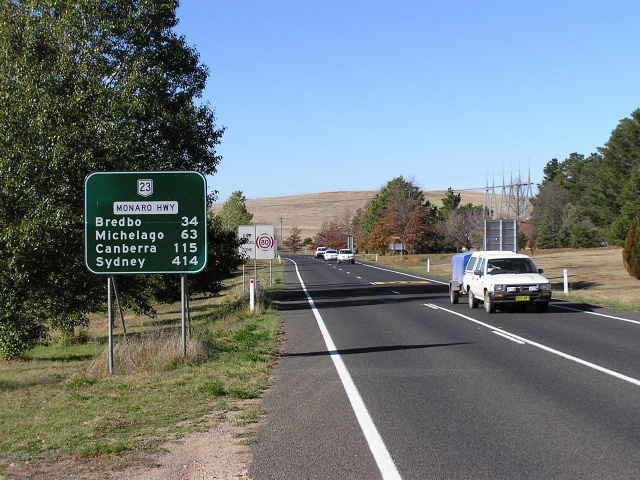 Ozroads: National Route 23
