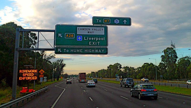 Ozroads: NSW Route A28