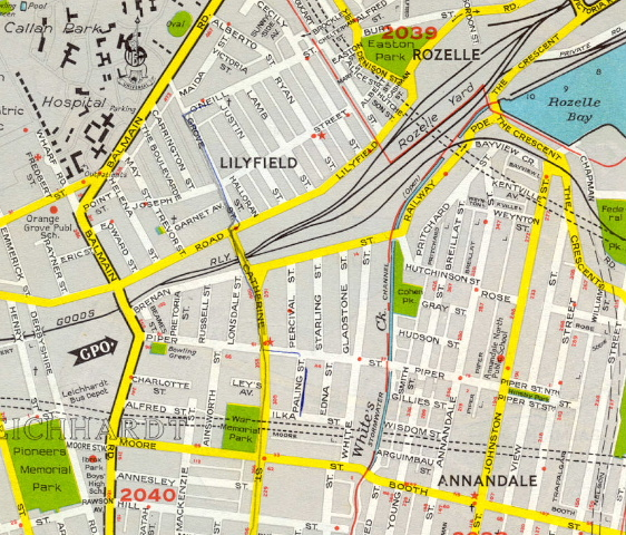 Ozroads: Sydney's Ghost Roads...and more! on sydney transportation map, pitt street sydney map, sydney new south wales map, sydney lake map, sydney hotel map, australia map, sydney suburbs map, sydney maps and directions, sydney historical map, sydney country map, sydney light rail map, sydney airport map, sydney attractions map, sydney weather map, north sydney map, sydney transit map, sydney metro map, sydney landmark map, sydney beach map, sydney tourism,
